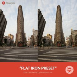 Free On1 Preset Flat Iron Presetpro.com