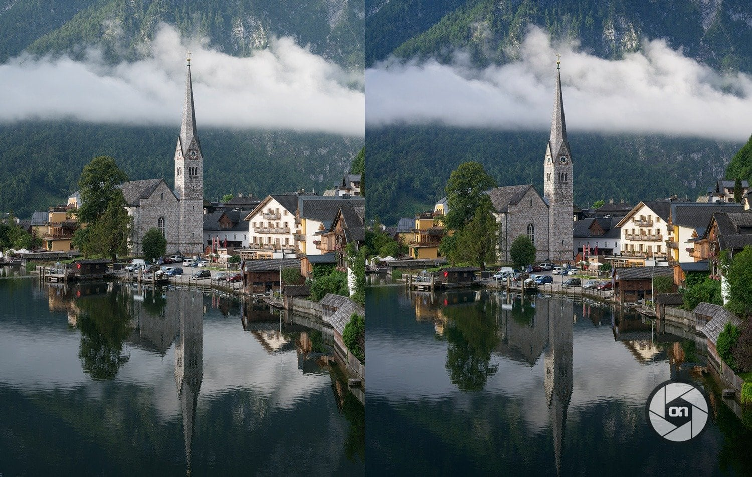Free-On1-Preset-Reflactions-Before-and-After