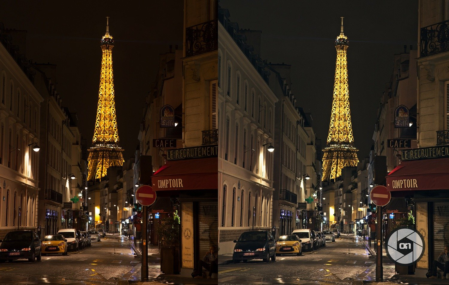 Free-On1-Preset-Street-Lights-Before-and-After