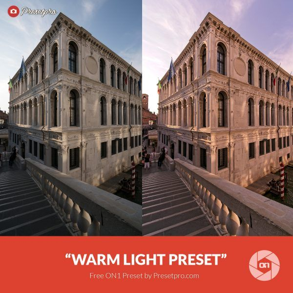 Free-On1-Preset-Warm-Light-Presetpro.com