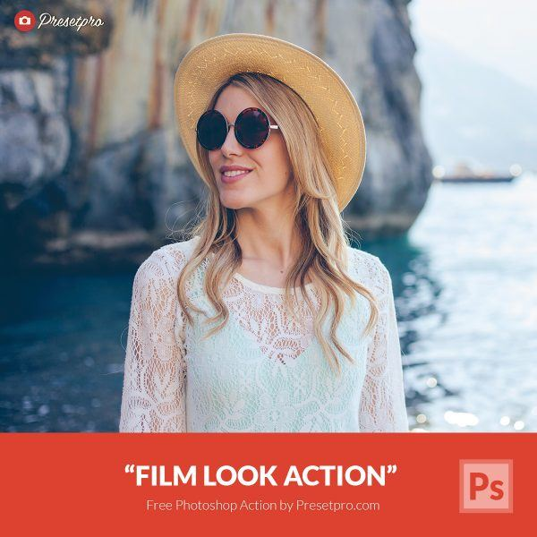 Free-Photoshop-Action-Film-Look