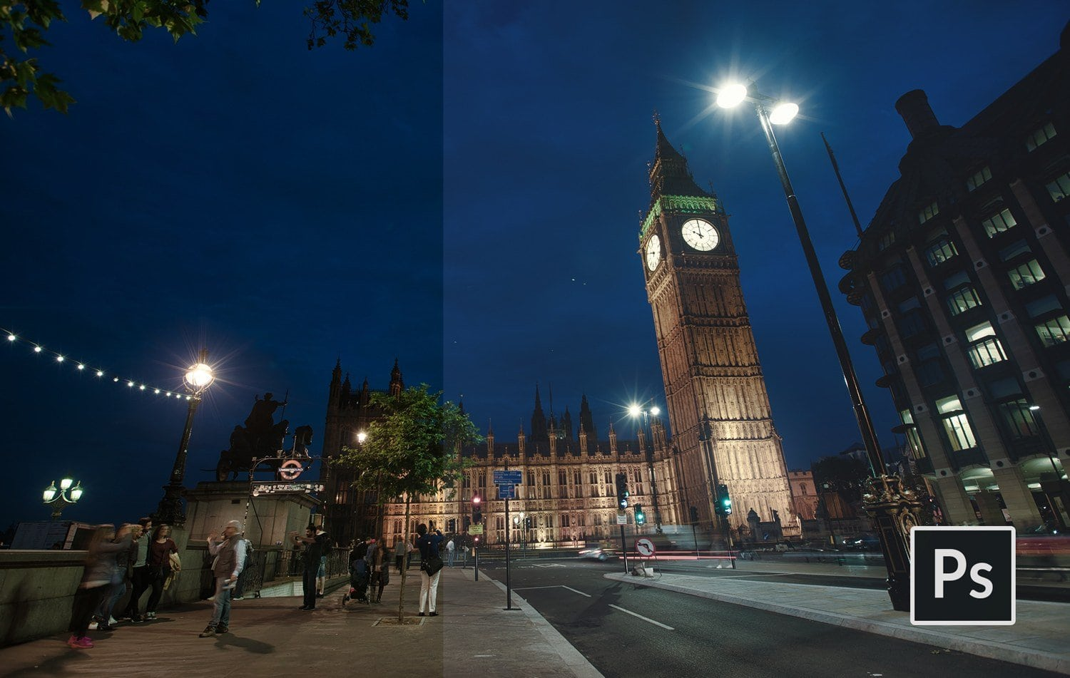 Free-Photoshop-Action-London-Fog-Before-and-After