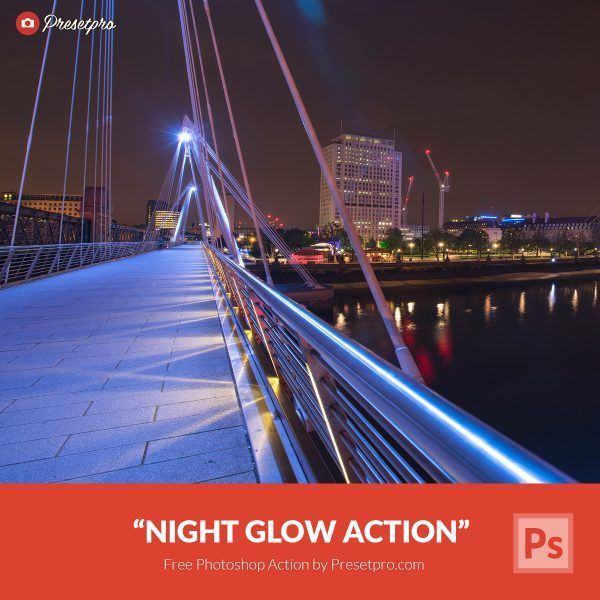 Free-Photoshop-Action-Night-Glow