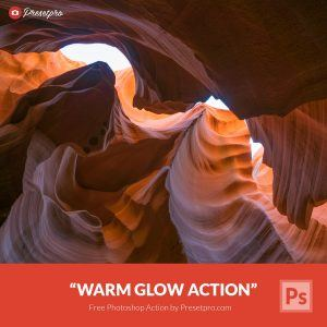 Free-Photoshop-Action-Warm-Glow