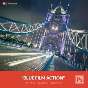 Free-Photshop-Action-Blue-Film