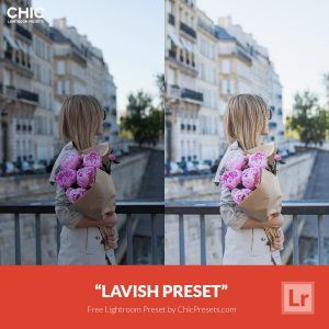 Free-Chic-Lightroom-Preset-Lavish