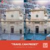 "Free-Lightroom Preset ""Travel Cam"""