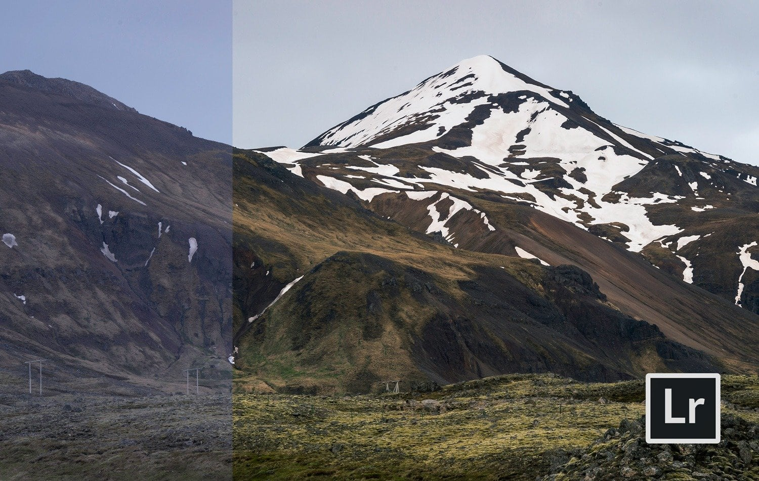Free-Lightroom-Preset-Misty-Iceland-Before-and-After