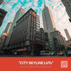 Free-Color-Lookup-Table-City-Skyline-LUTs-CUBE-3DL-Presetpro.com