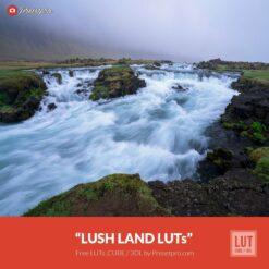 Free-Color-Lookup-Table-Lush-Land-LUTs-CUBE-3DL-Presetpro.com