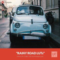 Free-Color-Lookup-Table-Rainy-Road-LUTs-CUBE-3DL-Presetpro.com