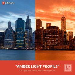 Free-Lightroom-Amber-Light-Presetpro