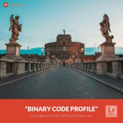 Free-Lightroom-Profile-Binary-Code-Presetpro.com