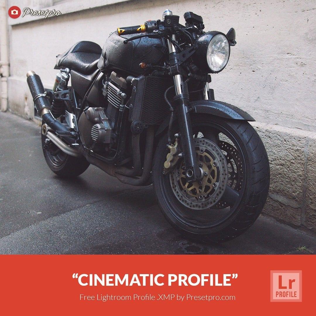 Free Lightroom Profiles Cinematic  XMP Download - Presetpro com