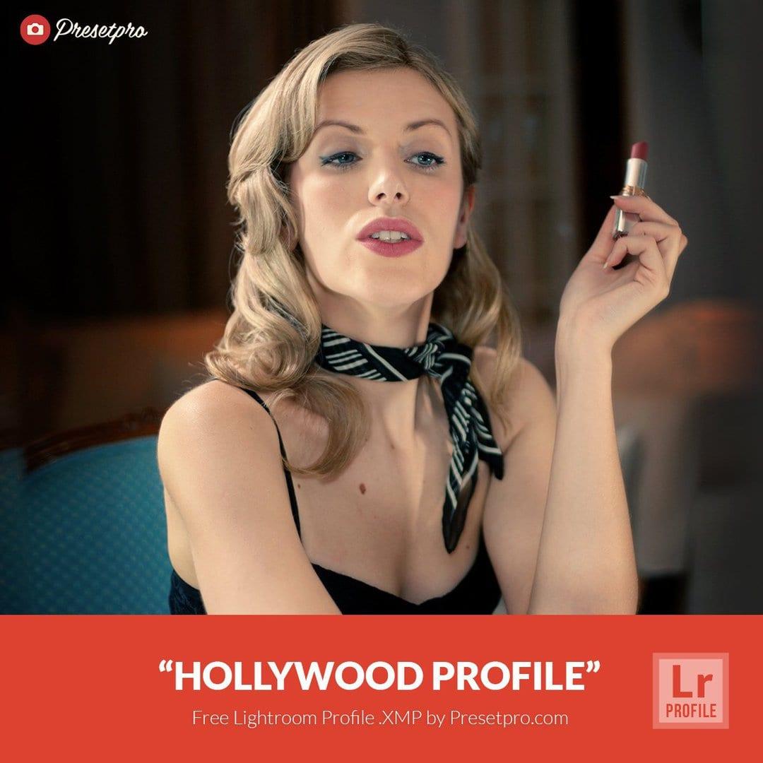 Free Lightroom Profiles Hollywood  XMP Download - Presetpro com