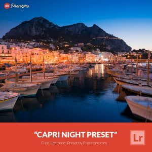 Free-Lightroom-Preset-Capri-Night-Presetpro.com