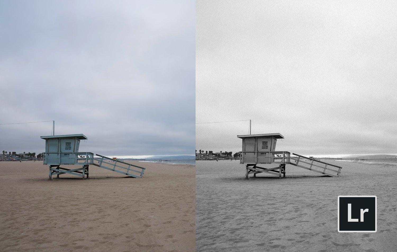 Free-Lightroom-Preset-Venice-Beach-Before-and-After-Presetpro.com