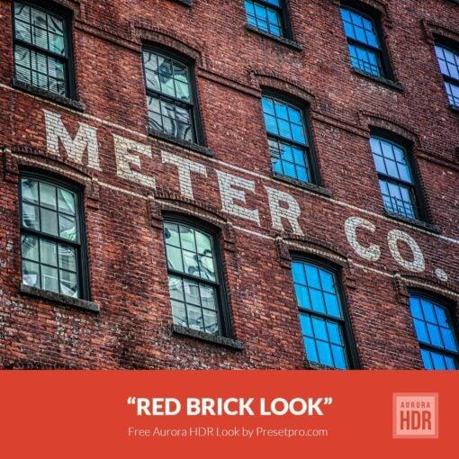 Free-Aurora-HDR-Look-Red-Brick-Preset-Presetpro.com