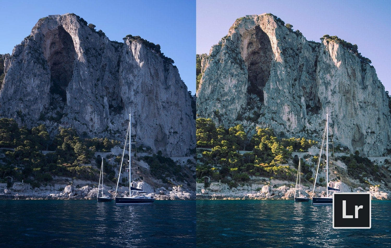Free Preset Sailboats for Adobe Lightroom - Download Now!