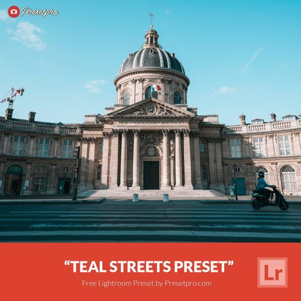 Free-Lightroom-Preset-Teal-Streets-Cinematic-Look-Presetpro.com