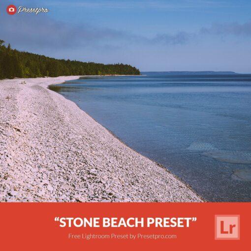 Free-Lightroom-Preset-Stone-Beach-Presetpro.com