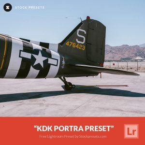 Free-Lightroom-Preset-KDK-Portra-Film-Preset-Stockpresets.com