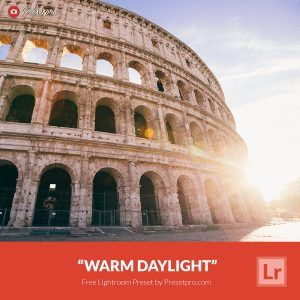 Free-Lightroom-Preset-Warm-Daylight-Preset-Presetpro.com