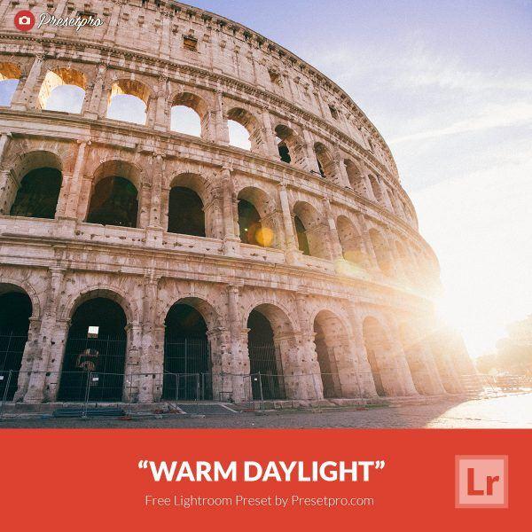 Free-Lightroom-Preset-Warm-Daylight-Preset-Presetpro.com