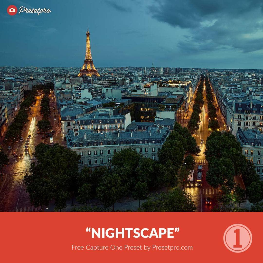Nightscape - Presetpro.com