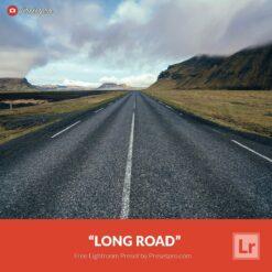 Free-Lightroom-Preset-Long-Road-Preset-Presetpro.com