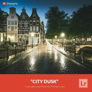 Free-Lightroom-Preset-City-Dusk-Presetpro.com