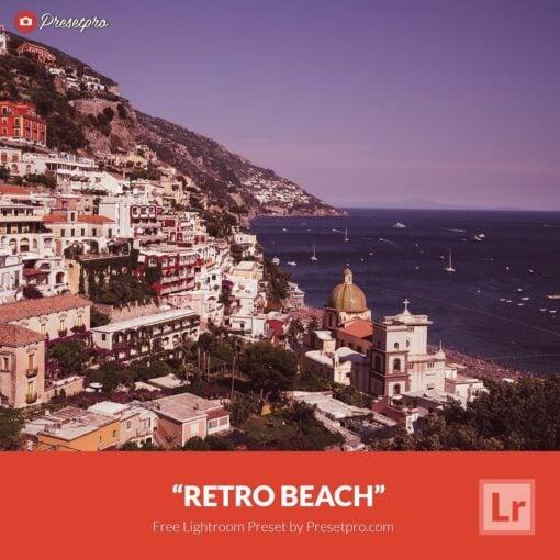 Free-Lightroom-Preset-Retro-Beach-Preset-Presetpro.com