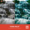 Free Lightroom Preset   Cool Falls - Presetpro.com