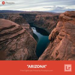 Free Lightroom Preset | Arizona