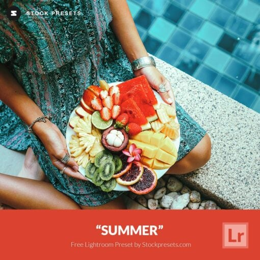 Free-Lightroom-Preset-Summer-Preset-Stockpresets