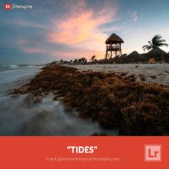 Free Lightroom Preset   Tides - Presetpro.com