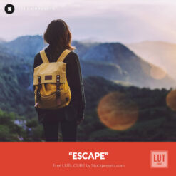 Free LUTs Lookup Table | Escape LUT Stockpresets.com