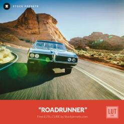 Free LUTs Lookup Table   Roadrunner LUT Stockpresets.com