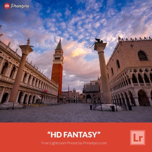Free Lightroom Preset   HD Fantasy