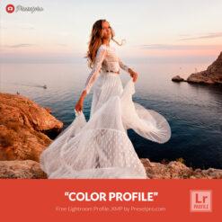 Free Lightroom Profile 'Color Profile' Presetpro.com