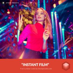 Free-Luminar-Look-Instant-Film-Stockpresets