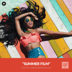 Free LUT Lookup Table Summer Film Stockpresets.com