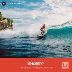 Free Lightroom Preset Shorey Stockpresets.com
