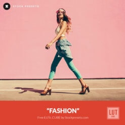 Free LUT Lookup Table Fashion Stockpresets.com