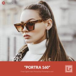 Free Lightroom Preset and Profile Portra 160 Presetpro.com
