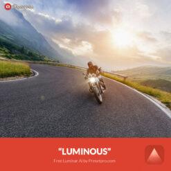 Free Luminar Ai Template Luminous Preset Presetpro.com
