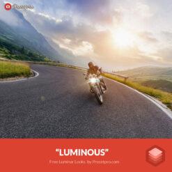 Free Luminar Look Luminous Presetpro.com