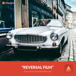 Free Luminar Ai Template Reversal Film Preset Presetpro.com