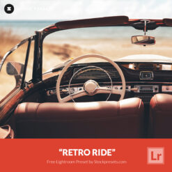 Free-Lightroom-Preset-Retro-Ride-Stockpresets