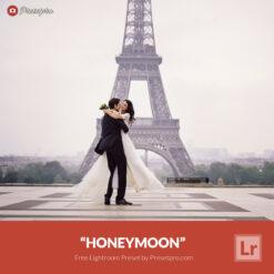 Free Lightroom Wedding Preset Honeymoon Presetpro.com